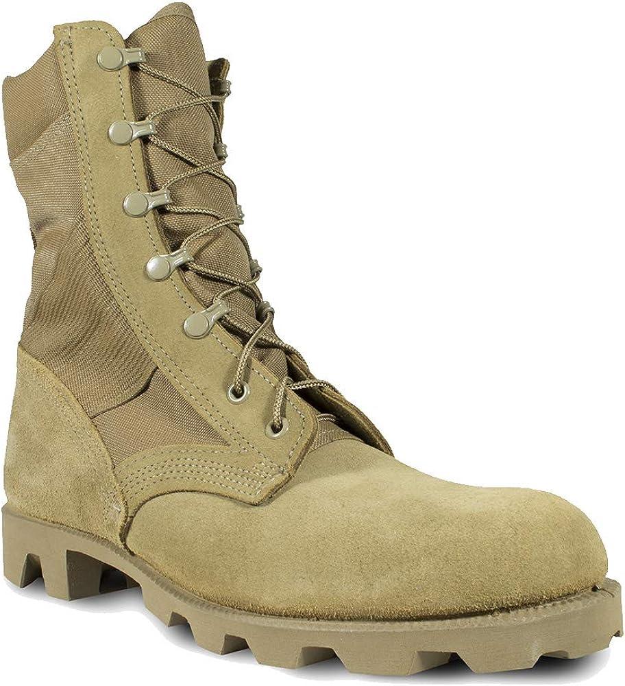 MCRAE Legacy Combat 販売期間 限定のお得なタイムセール 信託 Boot Panama with Sole