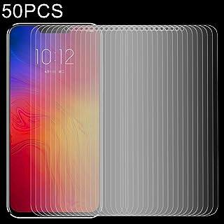 XHC Screen Protector Film 100 PCS 0.26mm 9H 2.5D Tempered Glass Film for Lenovo K8 Note Tempered Glass Film