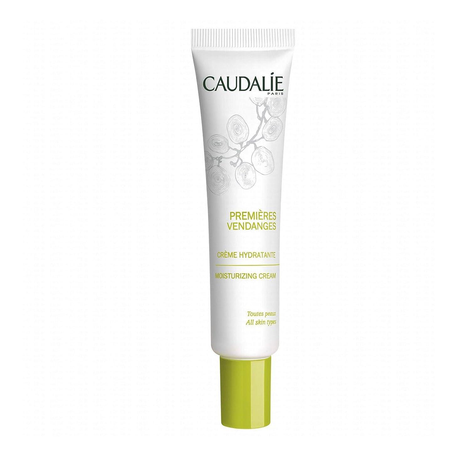 味付けコスチュームプラスチックCaudalie Premieres Vendanges Moisturizing Cream 40ml [並行輸入品]