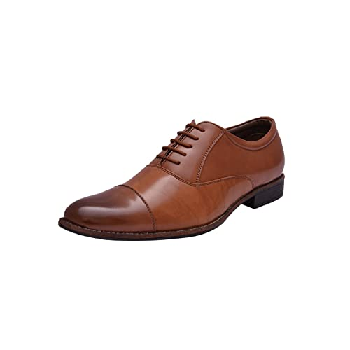 4d9ed1ecc119c9 Tan Shoes: Buy Tan Shoes Online at Best Prices in India - Amazon.in