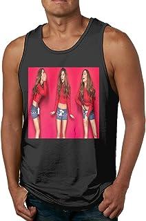 メンズ タンクトップ Ariana Grande サマースポーツとフィットネス トップス