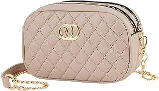 Nevenka Women Mini Leather Shoulder Bag Girls Small Crossbody Bags Female Luxury Chain Bag