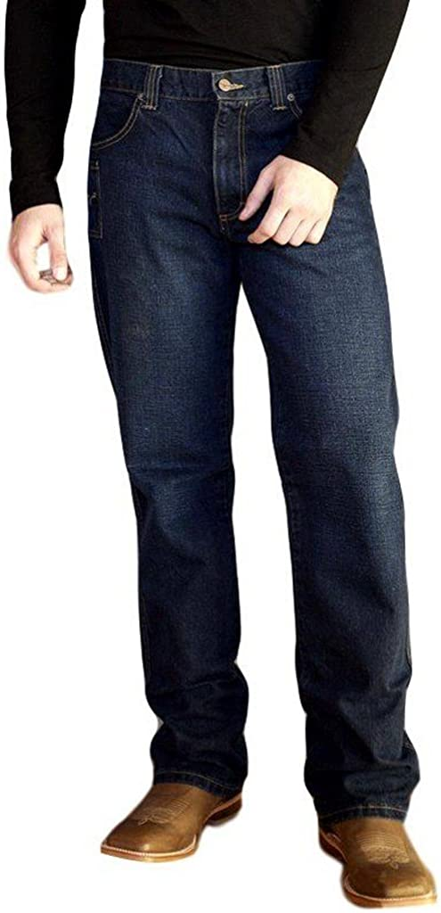 Kimes Ranch Men's Watson Mid safety Rise Bootcut Excellence - Relaxed 11000 Jeans