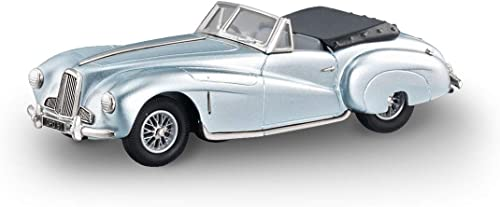Brooklin Models - 1951 Blanc Mustang WC22 - US30 - Blanc Rouge (1 43 Scale)