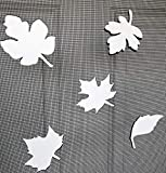 DCentral Falling Leaves Screen Magnet Double-Sided Decor; Multipurpose, for...