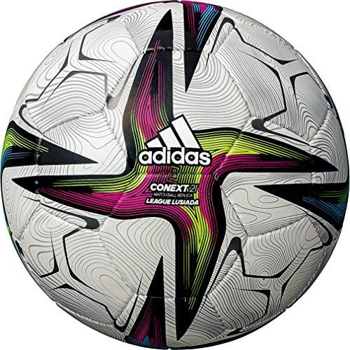 adidas(アディダス) サッカーボール コネクト21 リーグ ルシアーダ5号球 AF532LU