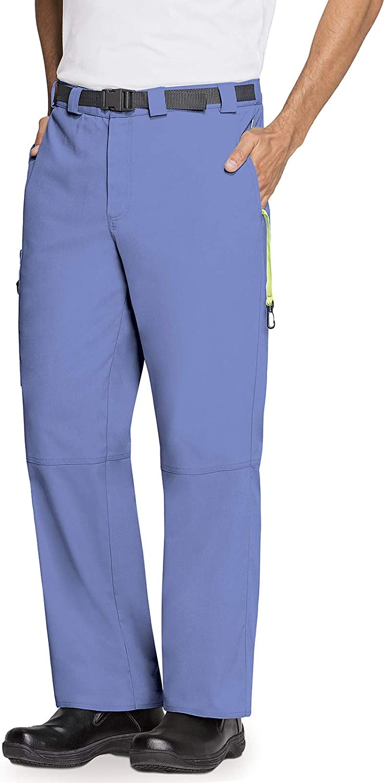 Code Happy latest Bargain Men's Straight Belted Cargo Pant Leg