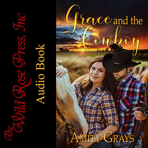 Grace and the Cowboy audiobook cover art