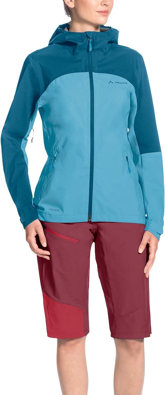 VAUDE Moab Rain Jacket Regenjacke F/ür Mountainbikerinnen Giacca Donna