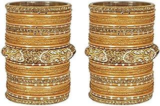 6b2020ead36a2 Gold Women's Bangles & Bracelets: Buy Gold Women's Bangles ...