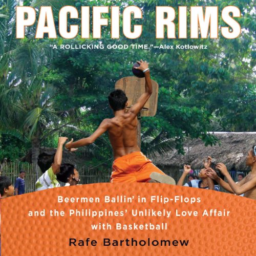 Pacific Rims audiobook cover art