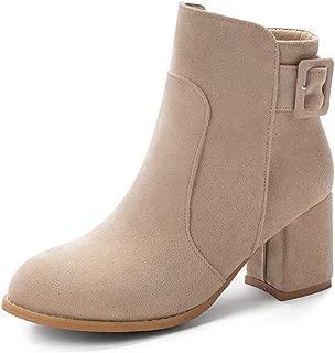 BalaMasa Womens ABS14030 Pu Boots