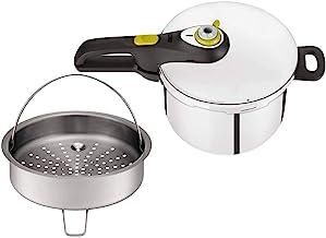 Tefal P25307 Secure 5 Snelkookpan - Geschikt voor alle warmtebronnen - Ergonomische handgrepen