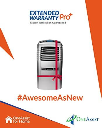 OneAssist 1 Year Extended Warranty Pro Plus Plan for Air Coolers Between Rs. 5,001 to Rs. 10,000