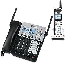 AT&T SB67138 Dect_6.0 1-Handset Landline Telephone, Black photo