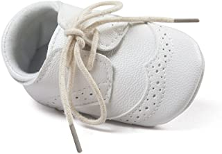 baby boy christening shoes ivory