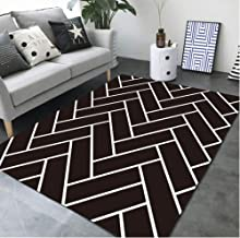 Carpet Large Area Geometric Printed, Rugs Coffee Table Bedroom Living Room Non-Slip Yoga, Mats Home Decoration Floor Area ...