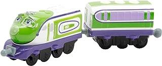 Chuggington StackTrack Chug-A-Sonic Koko and Passenger Car