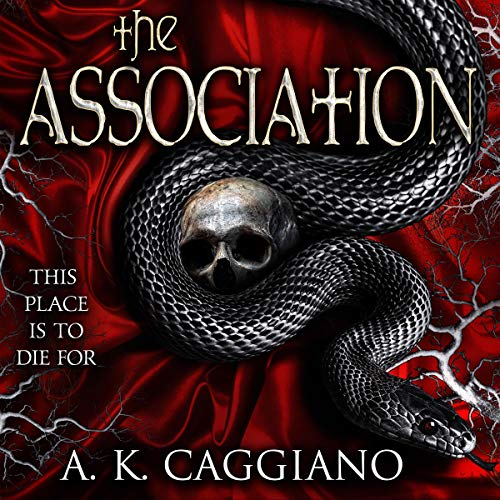The Association Audiobook By A.K. Caggiano cover art