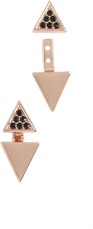 Rebecca Minkoff Triangle Earring Jacket