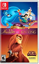 Disney Classic Games: Aladdin and The Lion King, Switch
