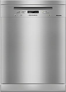 Miele G 6300 SC EcoLine - Lavavajillas (Semi-incorporado, Acero inoxidable, Tocar, 44 Db, A, 24h)