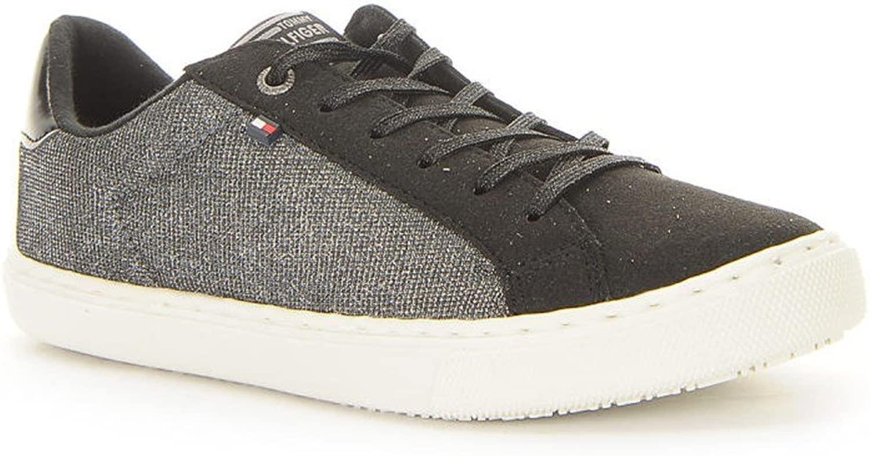 W3285oolie Jr 2C Schwarz Textil Jugend Jugend Turnschuhe Schuhe  authentisch online