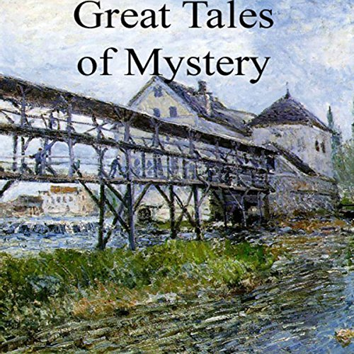 Great Tales of Mystery cover art