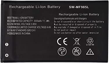 SWARK Battery Compatible with ZTE MF985 AT&T Velocity 2 Hotspot Li3930T44P4h794659
