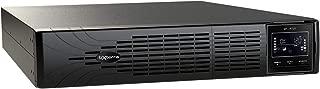 bXterra 3000VA UPS SP3000LCDRT2U Smart Sine Wave UPS Battery Backup, Enhanced LCD, 7 Outlets, AVR, SNMP, RJ11/RJ45, EPO, Energy Star, 2U Rack/Tower