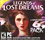 Legends of Lost Dreams a Hidden Object 6 Pack