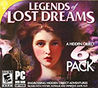 Legends of Lost Dreams a Hidden Object 6 Pack (PC) (輸入版)