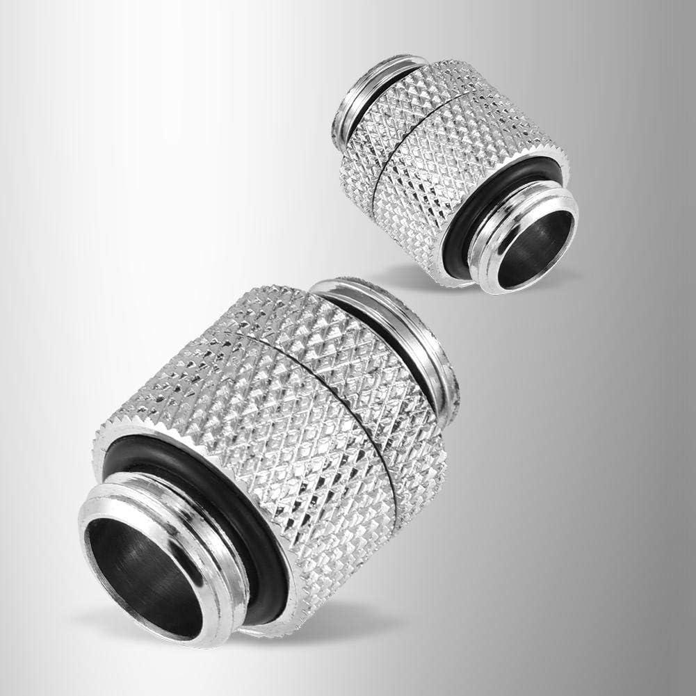 Vipxyc 5% OFF Water Cooling Arlington Mall Adapter Brass 4 K Thread Pc