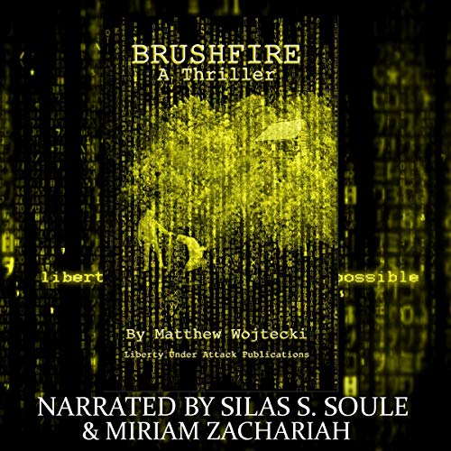 Brushfire: A Thriller Audiobook By Matthew Wojtecki cover art