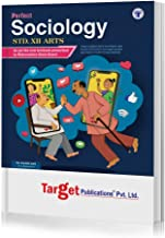 Std 12 Sociology Book | SYJC Arts Guide | Perfect Notes | HSC Maharashtra State Board | Based on Std 12th New Syllabus