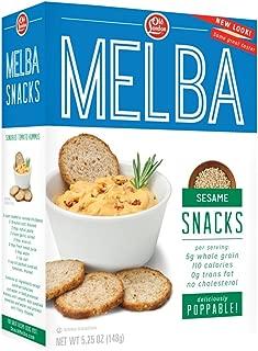 melba snacks hcg