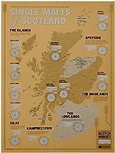 Single Malts of Scotland: Scotch Tasting Map