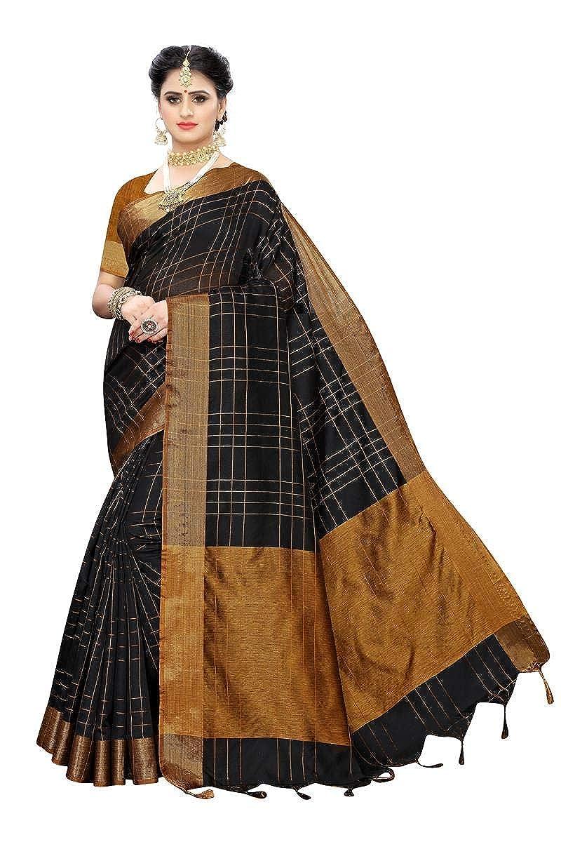 ANNI DESIGNER Women Saree Sarees