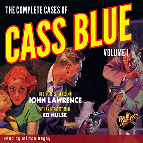The Complete Cases of Cass Blue, Volume 1 audiobook cover art