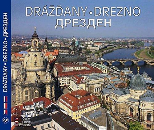 DRESDEN - Barockstadt Dresden und das Elbtal - Texte in Tschechisch/Polnisch/Russisch