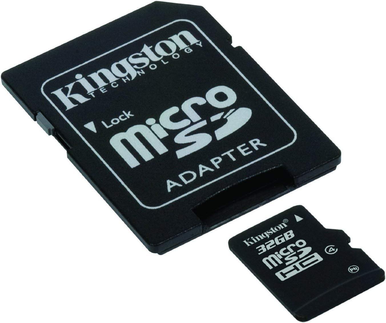 Kingston Sdc10g2 8gb Sd Memory Card Black Computers Accessories