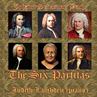 Six Partitas (Piano Version)