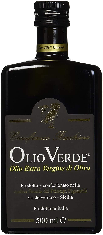 Olio Verde Oil Olive Extra 16.89 oz Reservation Virgin service Pack 3
