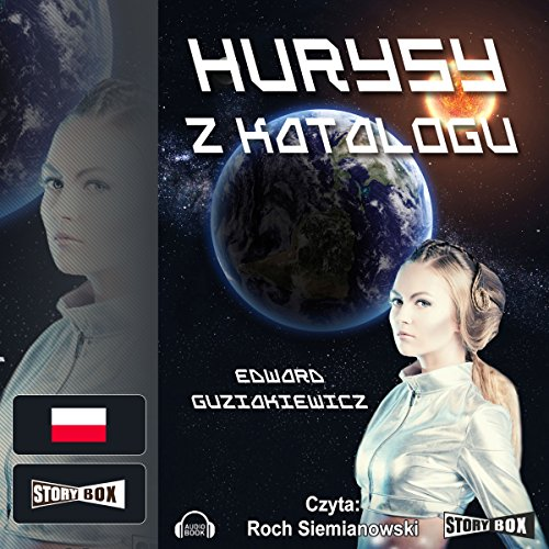 Hurysy z katalogu audiobook cover art