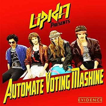 Automate Voting Mashine