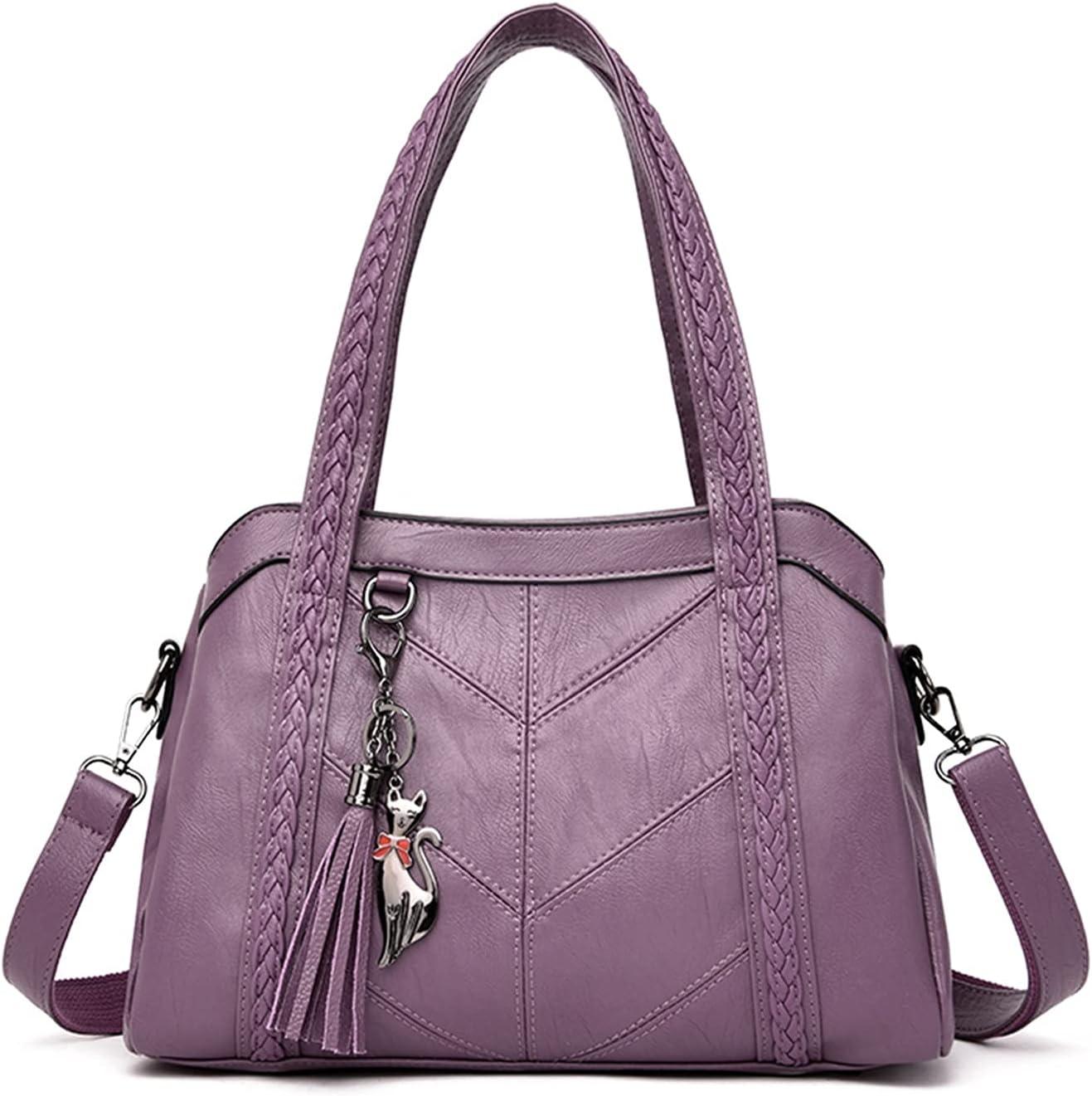 Ranking TOP6 Women Handbags Shoulder Bags Super sale period limited Genuine Crossbody Leather Ba Female