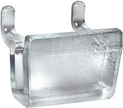 azar 700021gösterir 3,2cm W x 1,3cm D x 1,9cm H plastik U-Haken takılır (20adet)