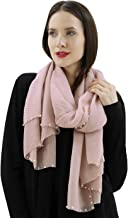BENANCY Women's Lightweight Solid Color Scarf Fashion Long Shawl Wrap