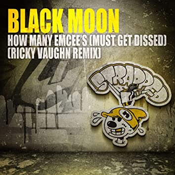 How Many Emcee's (Must Get Dissed) - Ricky Vaughn Remix