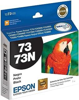 Cartucho Original, Epson, T073120BR, Preto